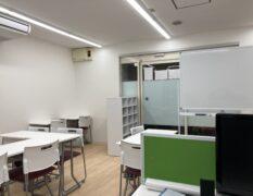 どこよりもきれいな教室へ