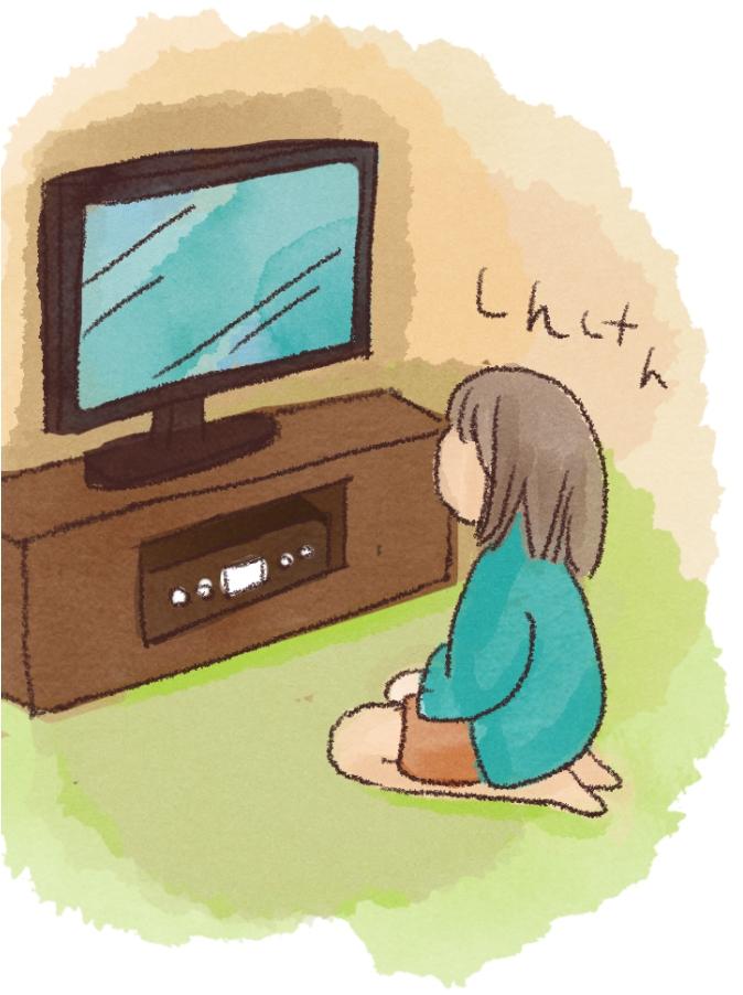 子ども テレビ アニメ マンガ
