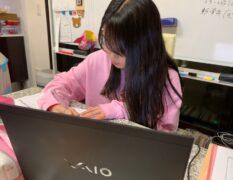 【オンライン塾 口コミ 中学生】他の塾の補強で受講。学年を超えて高度な内容を学習中!