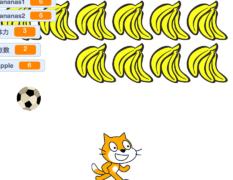 Scratchによるブロック崩しゲームを作りました!