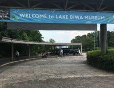 行ってきました【滋賀県立琵琶湖博物館】
